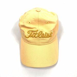 Titleist Breast Cancer Adjustable Baseball Hat